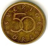 50 эре 2007 Швеция, фото №2