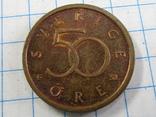 50 эре 2007 Швеция, фото №4