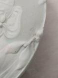 Шкатулка фарфоровая (бисквит) Вербилки, фото №11