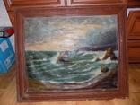 Картина  - старая, фото №2