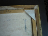 Картина закарпатского художника. Река Тиса., фото №10
