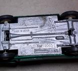 Модель машинки РАФ 2203 Сделано в СССР, фото №5