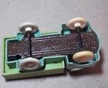 Грузовая машинка времён СССР длина 9 см., фото №6