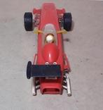 Гоночная машина Формула 1 1980-е СССР клемо Киевского з-да,длина 15 см., фото №9