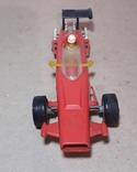 Гоночная машина Формула 1 1980-е СССР клемо Киевского з-да,длина 15 см., фото №10