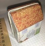 Шкатулка жестяная, домик / будиночок, фото №11