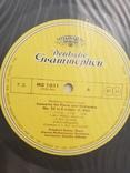 """Deutsche Grammophon. """"GULDA ABBADO/MOZART-KLAVIERKONZERTE NR25 and 27"""", фото №5"""