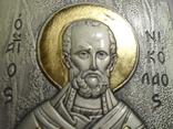 Подарочная икона Святой Николай, фото №13