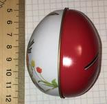 Шкатулка жестяная, пасхальное яйцо / 01, фото №5