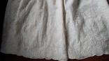 Юбка с белой вышивкой, фото №4