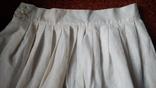 Юбка с белой вышивкой, фото №5