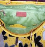 Кожаная сумка Cecconi Piero, фото №10