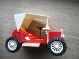 Легковой автомобиль-кабриолет, фото №6