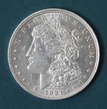 1 доллар 1921, фото №2
