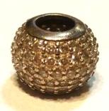 Подвеска шарм серебро, фото №2