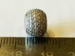 Подвеска шарм серебро, фото №3