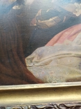 Октябрьский праздник в Риме, Орлов. Картинка рама репродукция, фото №5