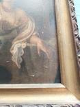 Октябрьский праздник в Риме, Орлов. Картинка рама репродукция, фото №6