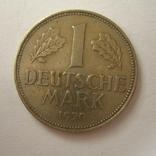 Германия. ФРГ 1 марки 1970 года.G, фото №3