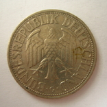 Германия. ФРГ 1 марки 1970 года.G, фото №6