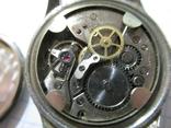 Wakmann watch Co  Shock Protected Часы Швейцария, фото №11