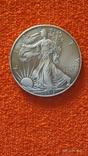 1 доллар 2013 год Шагающая свобода, фото №2