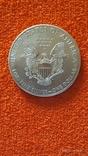 1 доллар 2013 год Шагающая свобода, фото №3