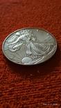 1 доллар 2013 год Шагающая свобода, фото №5