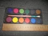 Краски 12 цветов.10 упаковок., фото №3