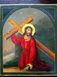 Иисус идет на голгофу, фото №5