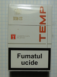 Сигареты TEMP