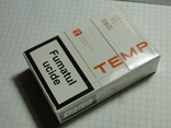 Сигареты TEMP фото 7