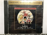 Qeen A day at the races CD, MFSL 24k gold, фото №2