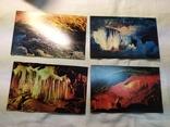 Комплект открыток Кунгурские пещеры. 15шт, фото №7