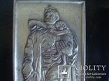 """Настольная медаль-плакетка монумент """"Воину Освободителю"""", фото №4"""