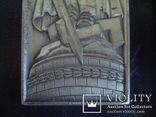"""Настольная медаль-плакетка монумент """"Воину Освободителю"""", фото №5"""