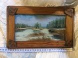 Река в разливе, фото №7