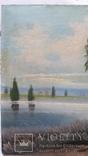 Картина 1917р.,  20х30 см, картон, олія, фото №3