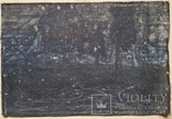 Картина, мішковина, олія, 38х56 см, фото №7
