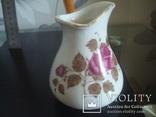 Молочник,сливочник,турка,керамика,фарфор,клеймо, фото №3