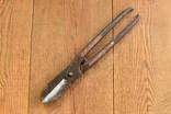 Footprint England Винтажные ножницы по металлу, фото №3