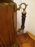 Самовар формы рюмка, с вертикальными ручками, фото №4