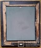Ікона Микола Чудотворець, латунь, 31х26 см, фото №8