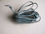 Ретро шнур в тканевой оплетке 3,8 м, фото №2