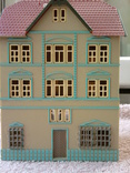 Трехэтажный домик фирмы Vero в масштабе  1:87, фото №4