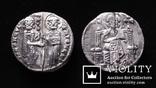 Венеціанська республіка, 48-й дож Джованні Дандоло (1280-1289рр.), срібний гроссо., фото №2