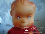 Заводная игрушка ГДР-Шагающий мальчик, фото №3