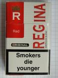 Сигареты REGINA RED