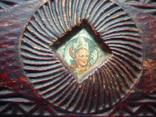 Старая  шкатулка на драгценности Австро Венгрия, фото №11