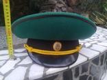 Фуражка пограничник Украина, фото №3